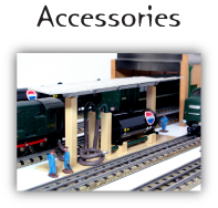 Coopertrains Accessories