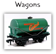 Coopertrains Wagons
