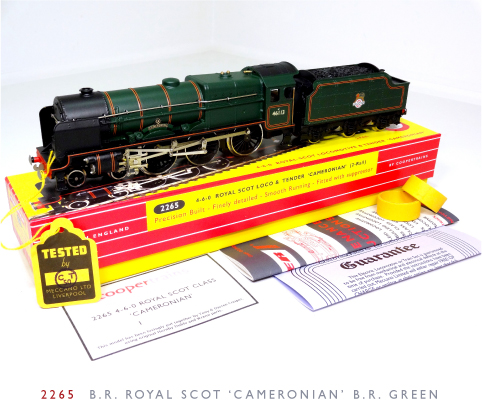 Coopertrains 2265 Cameronian
