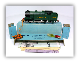 Coopertrains Hornby Dublo Shop